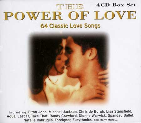 Love Images Pictures on The Power Of Love  4 Cd